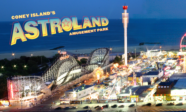Astroland Remembered Photo by Charles Denson