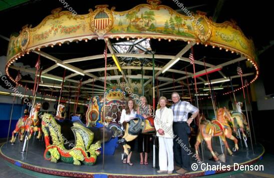 B&B Carousell Copyright Charles Denson