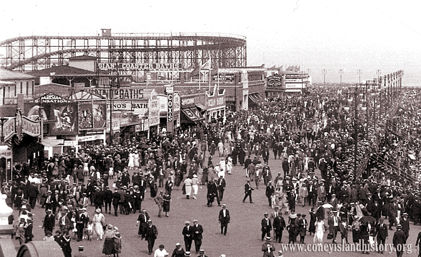 Significance Of Coney Island