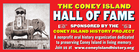 Coney Island History Project Coney Island Hall of Fame