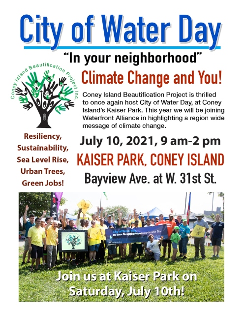City of Water Day Kaiser Park