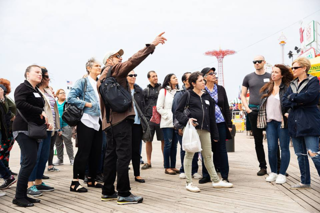 Coney Island History Project Walking Tour