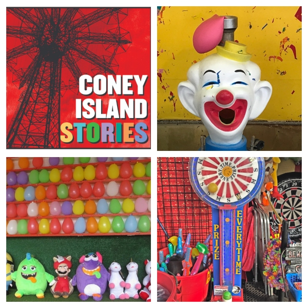 Coney Island Stories Podcast Episode 7 Staying in the Game