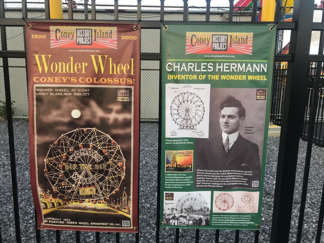 Coney Island History Project Deno's Wonder Wheel Centennial