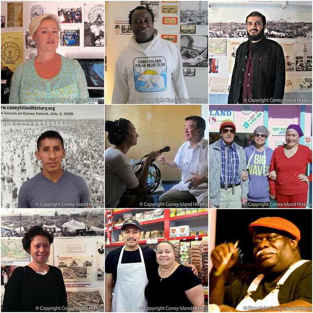 Coney Island History Project Celebrates Immigrant Heritage Week