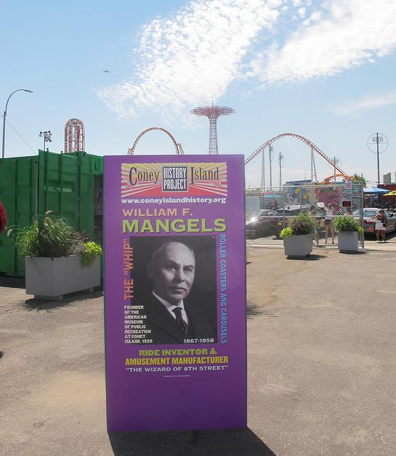 William F. Mangels Coney Island History Project