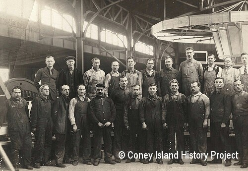 William F Mangels Factory Coney Island History Project