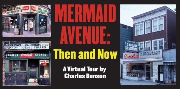 Mermaid Ave Then and Now