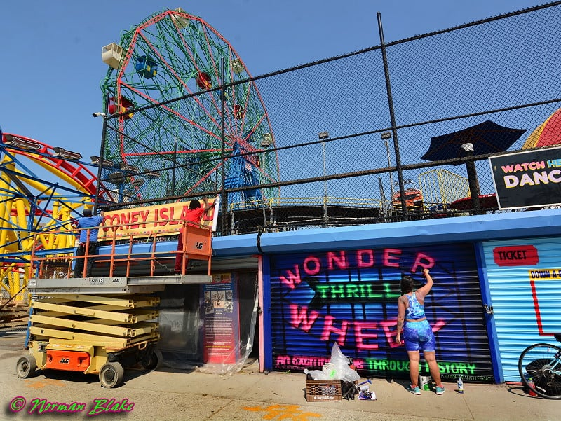 Coney Island History Project Photo by Norman Blake