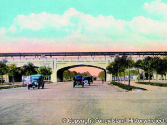 Ocean Parkway Coney Island History Project Collection