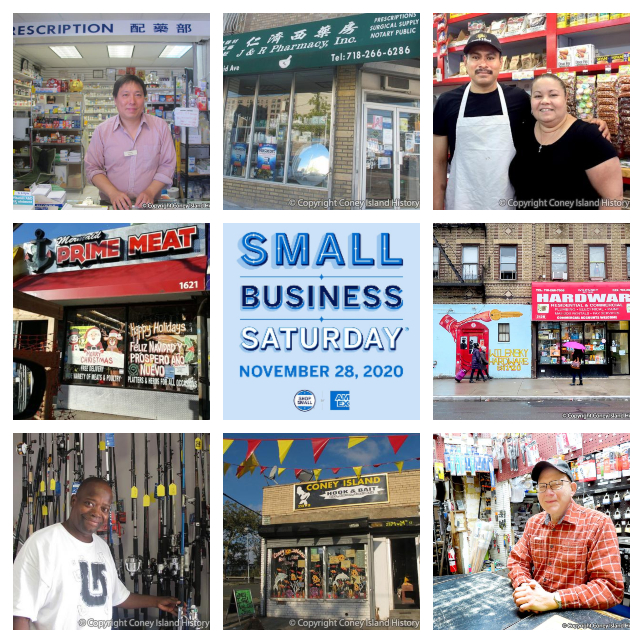 Small Business Saturday Coney Island