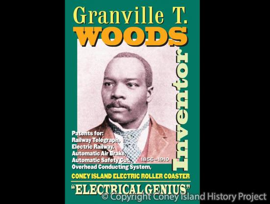 a biography of granville t woods an assiduous african american inventor Teacher quick picks - african american inventors which also includes a biography of george washington elijah mccoy, granville t woods, madam cj walker, and.