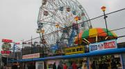 Coney Island's Opening Day
