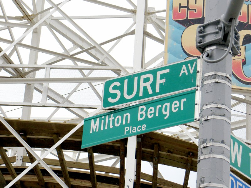 Milton Berger Place