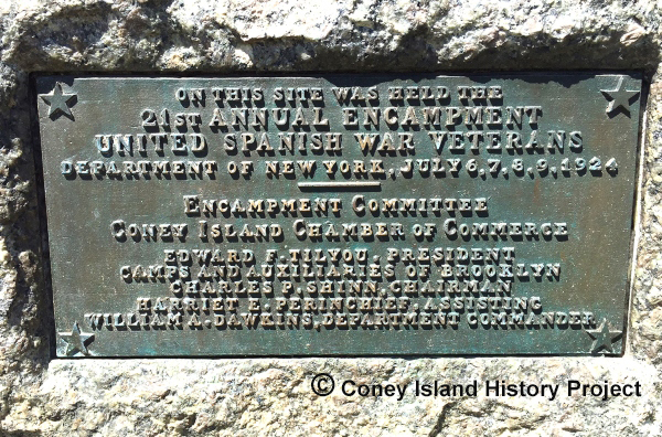 Veterans Monument Coney Island History Project
