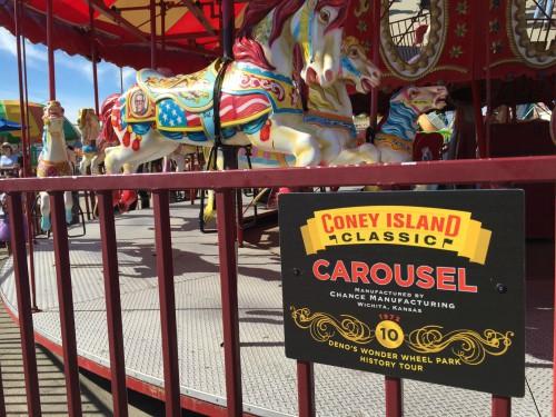 Deno's Carousel